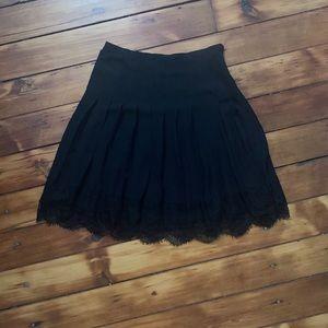 Lauren Ralph Lauren Lace Skirt